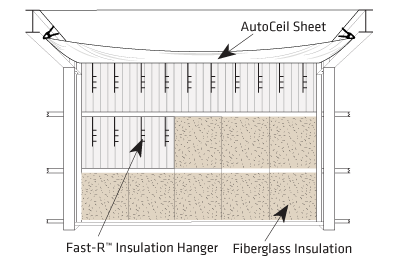AutoCeil Wall Insulation
